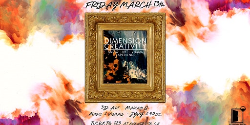 Dimension Creativity (Art, Lights, Music)