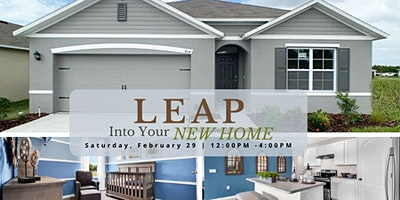 LEAP Into Your New Home Event at Orchid Grove!