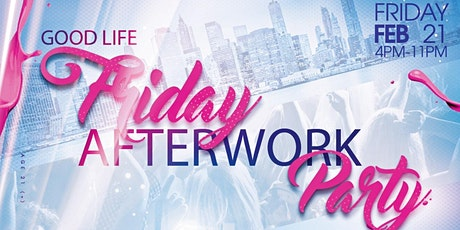 Good Life After Work Fridays at Jimmy's NYC tickets
