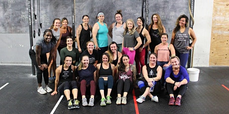 Women's Only Workout - #WOW5! tickets