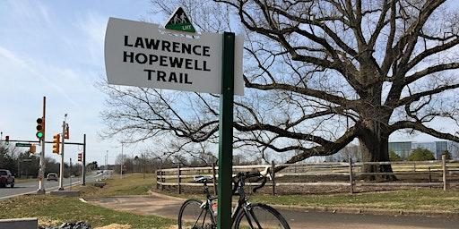 Lawrenceville Hopewell Trail Walk