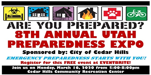 8th Annual Utah Preparedness Expo