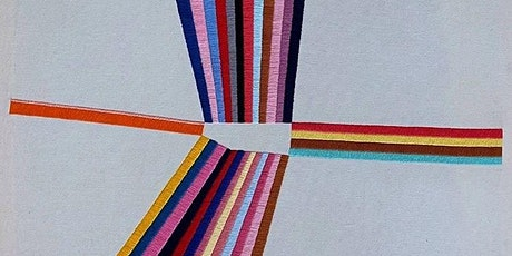 Embroidery as an Abstract - Workshop with Stewart Francis Easton  tickets