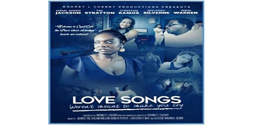 Love Songs Weren't Meant To Make You Cry Movie Premiere