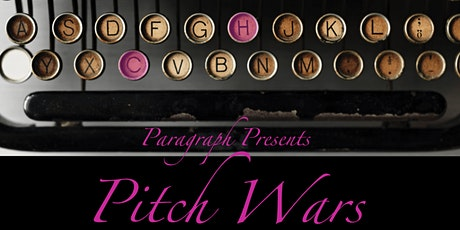 Paragraph's Pitch Wars tickets