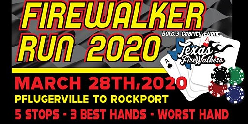 FIREWALKER RUN 2020 Registration
