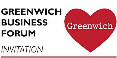 Greenwich Business Forum tickets