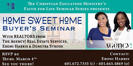 Home Sweet Home Buyer's Seminar