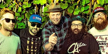 Fortunate Youth with Eureka Sound (POSTPONED) tickets