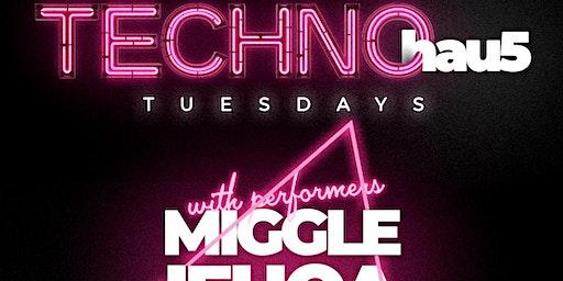 Techno HAU5 Tuesday