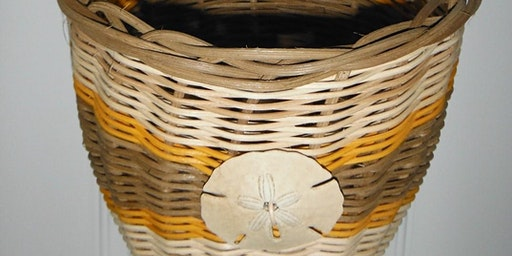 Basket Making with Carol Dickson April 4, 2020