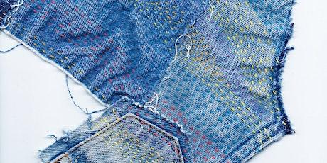 Designer Week | Reconstructing Denim into Beautiful Garments tickets