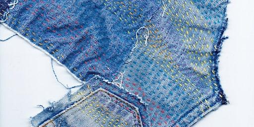 Designer Week   Reconstructing Denim into Beautiful Garments