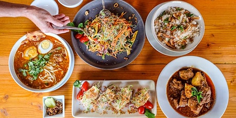 Indonesian Indulgence from the Happy Food Supper Club tickets