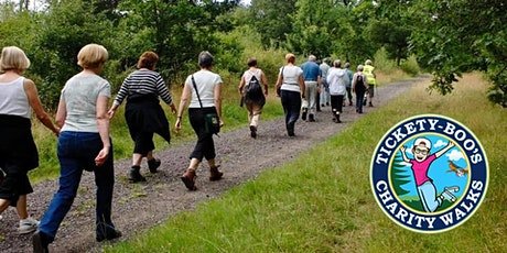Tickety-Boo's Charity Walk to Help Victims of Abuse - Paint Creek Trail tickets