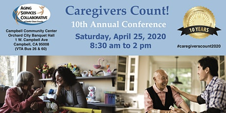 Caregivers Count 10th Annual Conference tickets