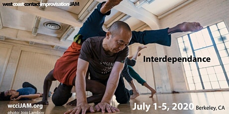 West Coast Contact Improvisation JAM 2020 tickets