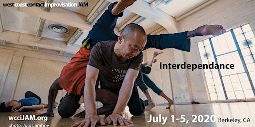 West Coast Contact Improvisation JAM 2020