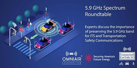 Preserving the 5.9 GHz Safety Spectrum tickets