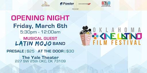OKCine Latino Film Festival Opening Night