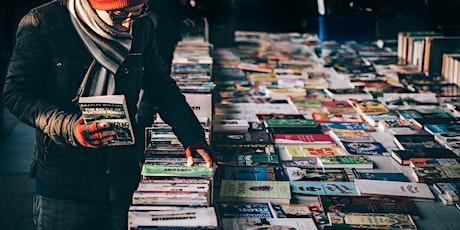 Bow Market Book Fair tickets