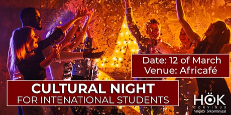 Cultural night tickets