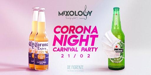 Mixology - Venerdì 21 Febbraio - Corona Night @De Fiorenze