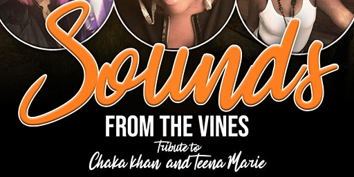 VIC CAMP EVENTS & OAK MOUNTAIN WINERY PRESENT  SOUNDS FROM THE VINES