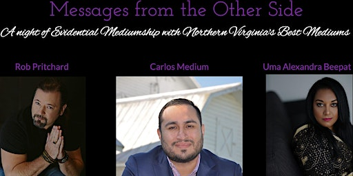 Messages from the Other Side-Evidential Mediumship