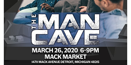 The Man Cave tickets