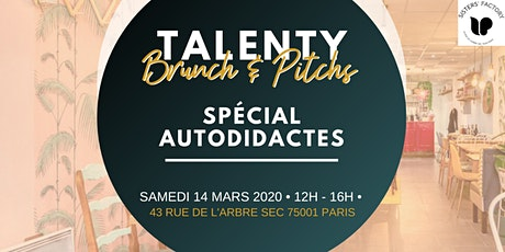 TALENTY BRUNCH & PITCHS tickets