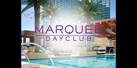 MARQUEE DAYCLUB POOL PARTY - SUNDAYS tickets