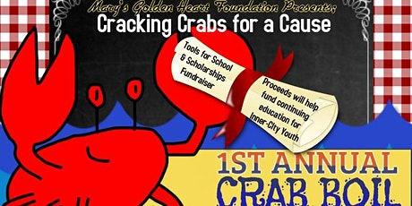 Cracking Crabs for a Cause (Event Postponed for Public Health Safety) tickets