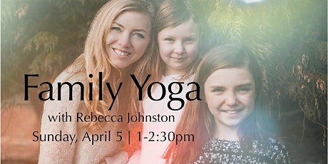 Family Yoga tickets
