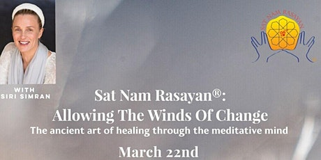 Sat Nam Rasayan: Allowing the Winds of Change tickets