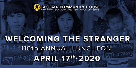 110th Annual Luncheon tickets