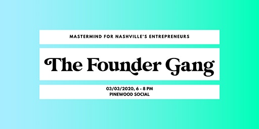 The Founder Gang Mastermind