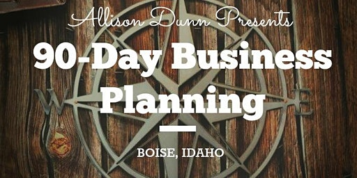 Q2 2020 90-Day Business Planning for Clients Only