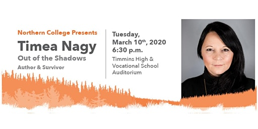 Northern College presents: Timea Nagy