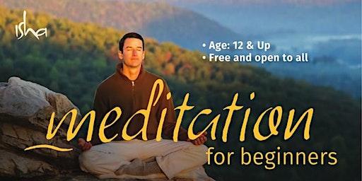 Meditation For Beginners: ISHA