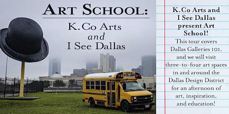 Art School Gallery Tour tickets