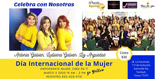 Celebracion Dia Internacional de la Mujer
