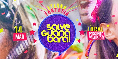 Salve Guanabara #EternaFantasia ingressos