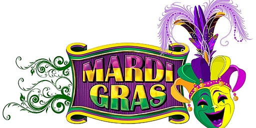 Mardi Gras Party D&B Albuquerque