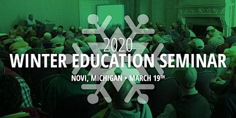 Winter Education Seminar in Novi, Michigan tickets
