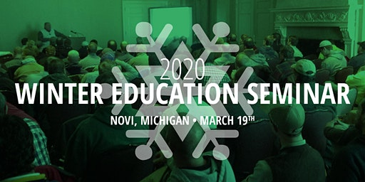 Winter Education Seminar in Novi, Michigan