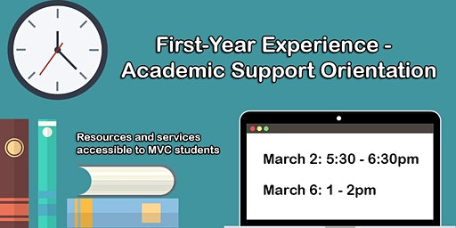 FYE - Use the college to PASS your class! Academic Support Orientation