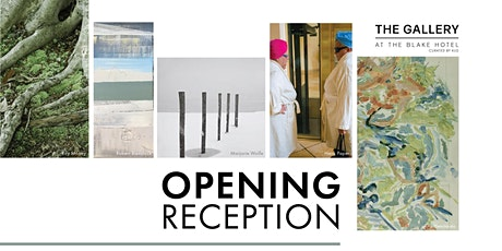 The Gallery Opening Exhibition & Reception tickets