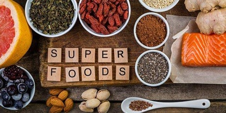 Providence Cooks! Superfoods on the Menu tickets