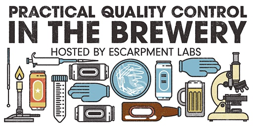 Practical Quality Control in the Brewery - NOVA SCOTIA workshop